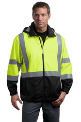 CornerStone - ANSI Class 3 Safety Windbreaker.