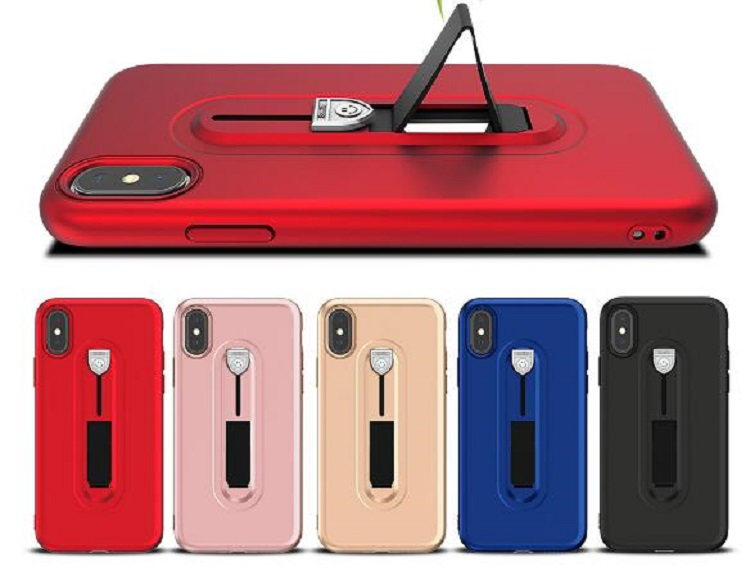 huge discount 4ab4c 1fca5 IPhone X & Xs TPU Case with Retractable Finger Loop