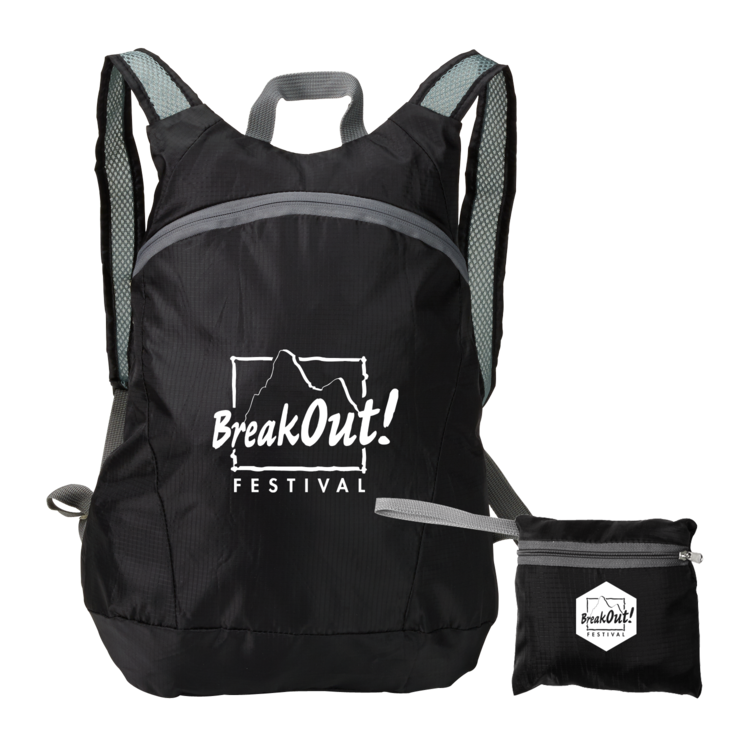 Ripstop Stow\'n Go™ Backpack