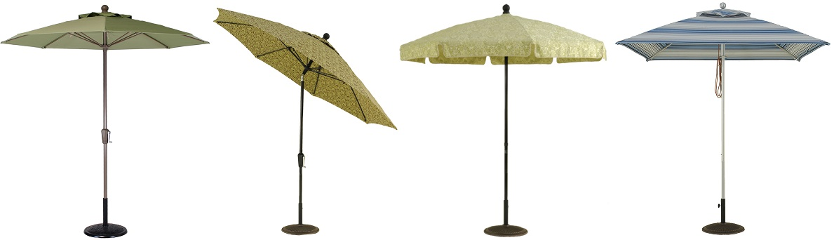 custom patio umbrellas commercial grade