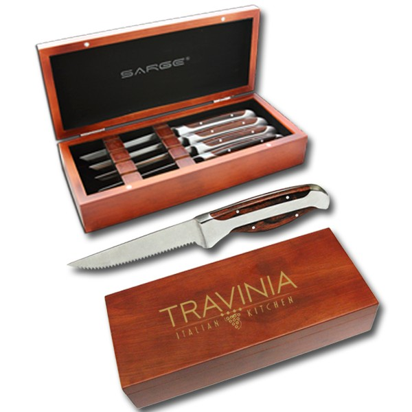 Steakhouse - 4 Piece Steak Knife Set