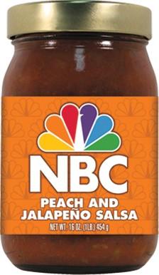 Peach 'N Pepper Salsa (16oz)