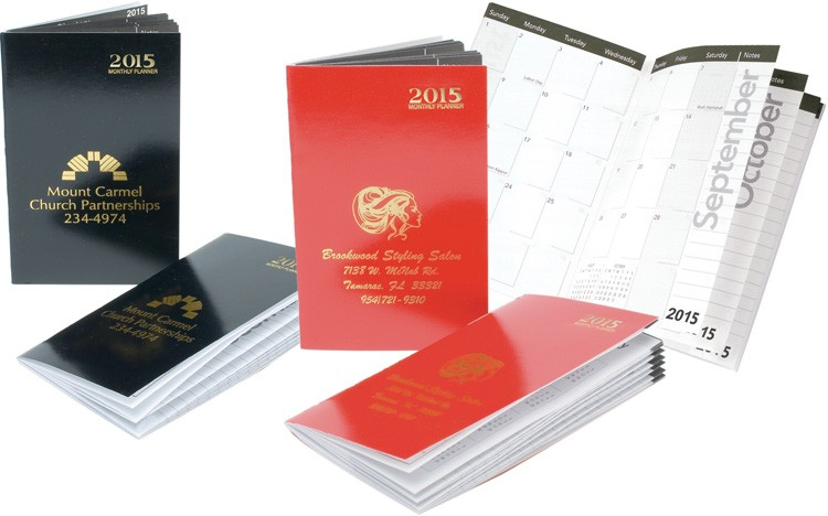 Monthly Pocket Planners - Classic Monthly Pocket Planners