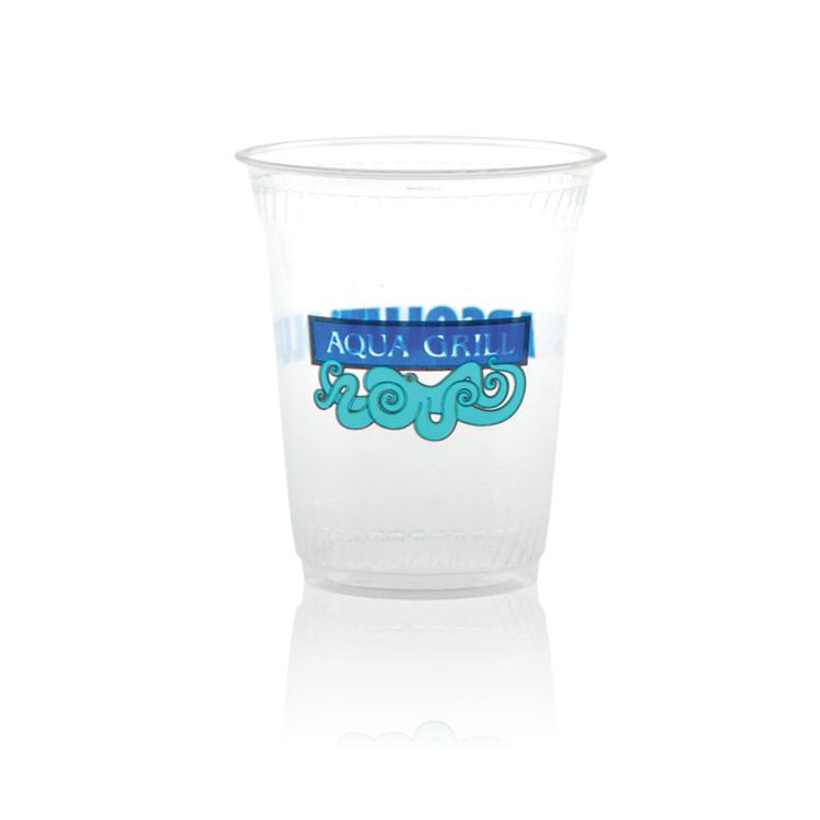 12 oz Clear Greenware® Cup - Hi-Speed