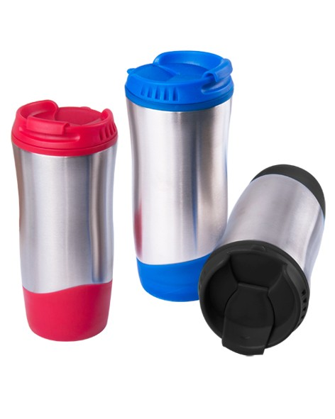 Wave Stainless Steel Sports Bottle