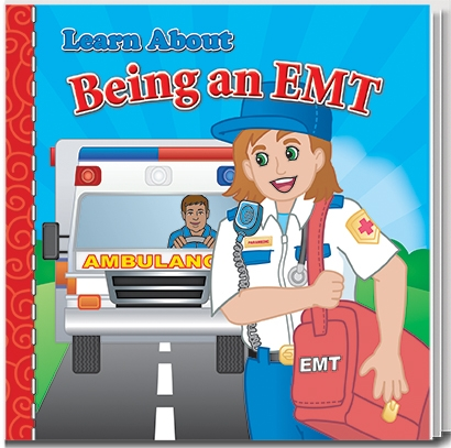 Learn About Being An Emt Storybook Sb 910 Coloring Book Solutions