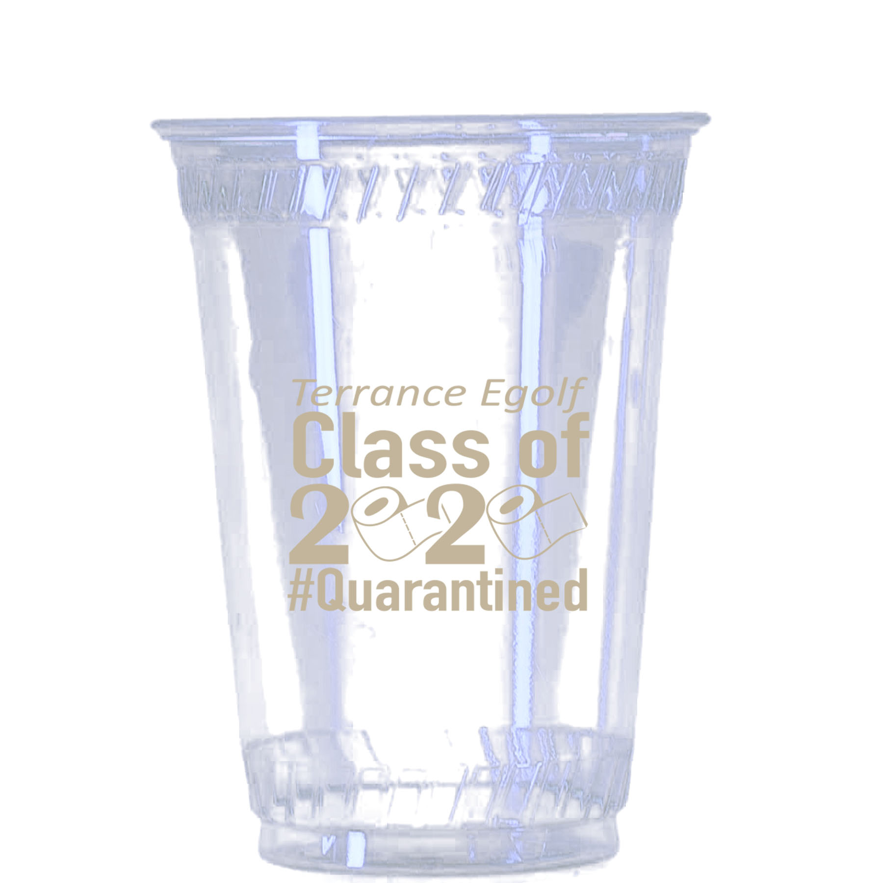 Eco-Friendly Products-Clear Cup, 24 oz.