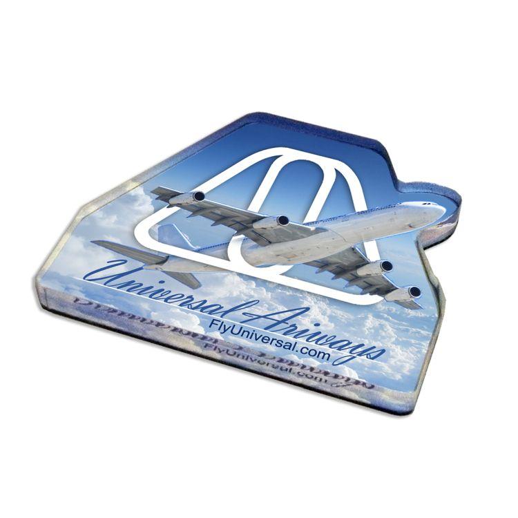 5 Custom Acrylic Magnets