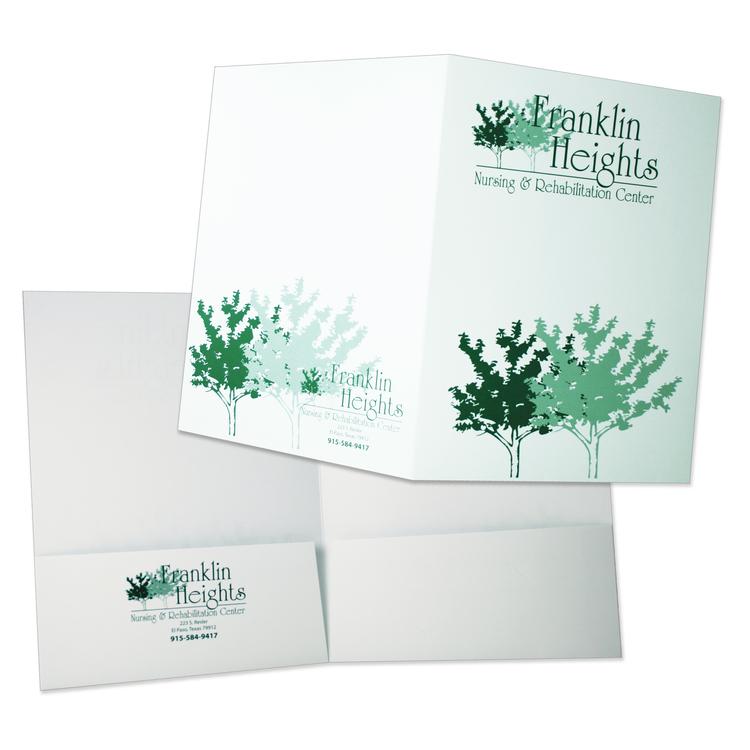 Super Savers - Economical Printed Folders