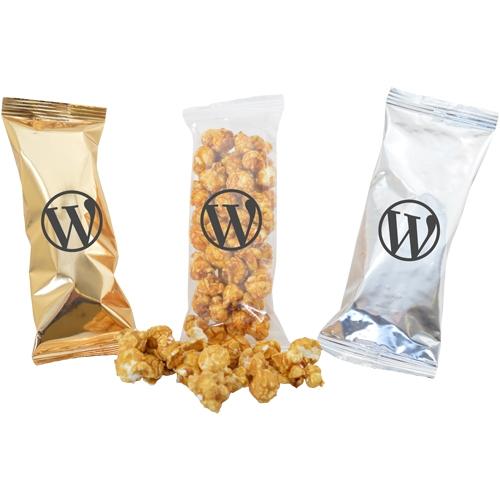 Caramel Popcorn Snack Bag
