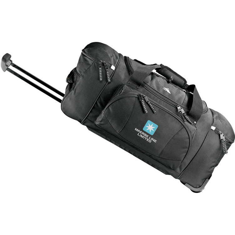 High Sierra 26 Wheeled Duffel