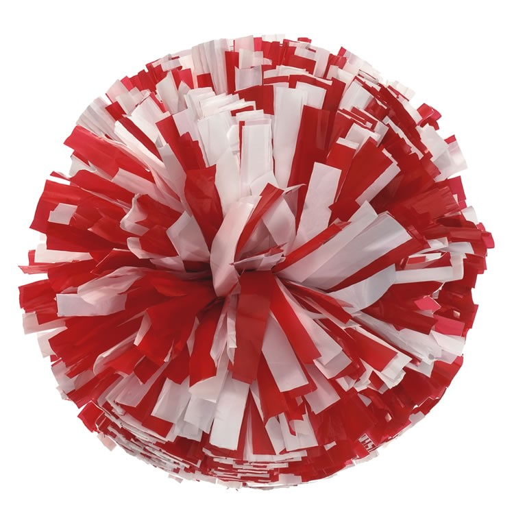 Cheer Poms 1 000 Streamers Plastic Cheer Pom Sps6