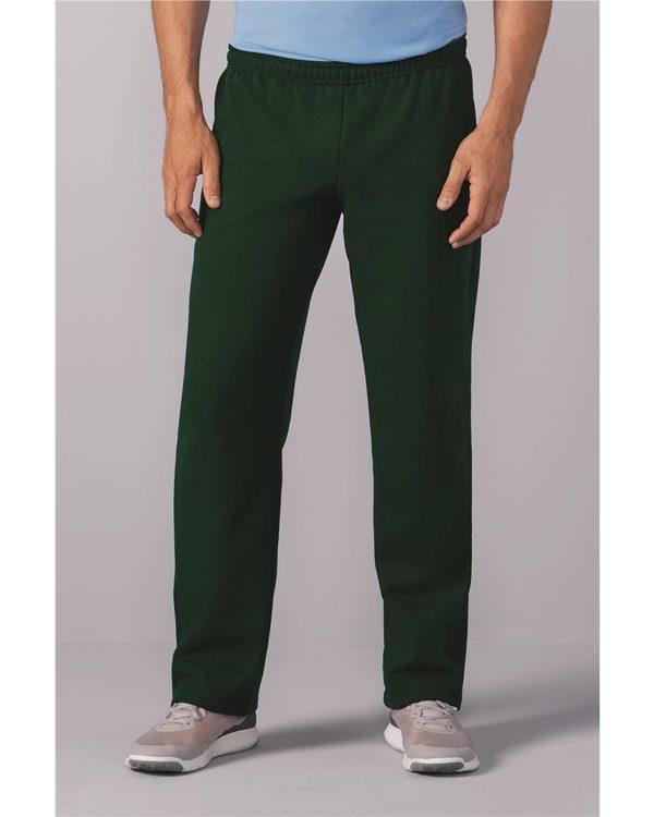 Heavy Blend Open Bottom Sweatpants