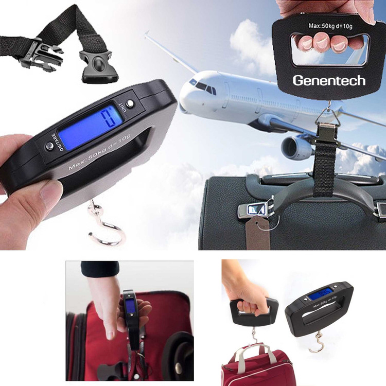 iBank® Electronic Digital Travel Luggage Scale