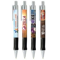 Grip-Write Chrome Pen