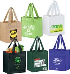 Non Woven Polypropylene GroceryTote Bags - Non Woven Polypropylene Tote Bags