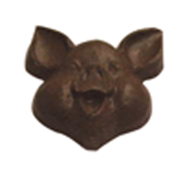 CHOCOLATE PIG FACE
