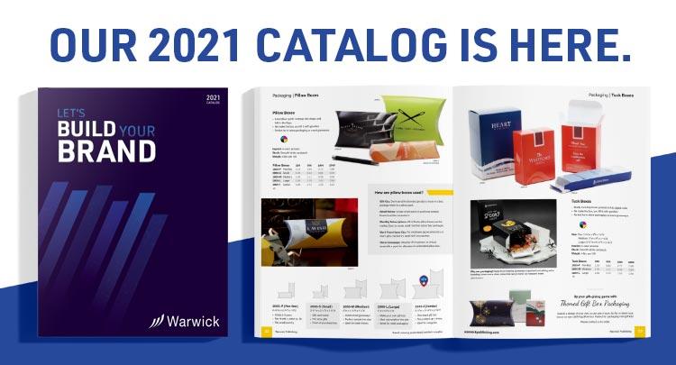 2021 Warwick Catalog
