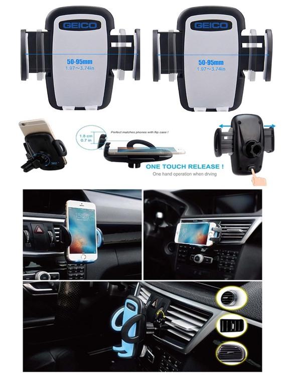 iBank® Car Air Vent Mount