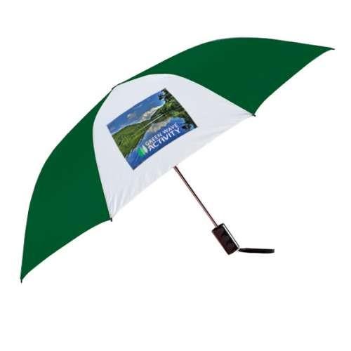 Auto-Open Folding Umbrella