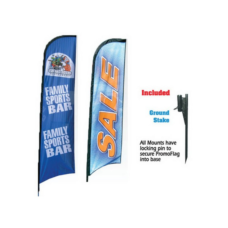 8ft Promo Flags PromoFlag