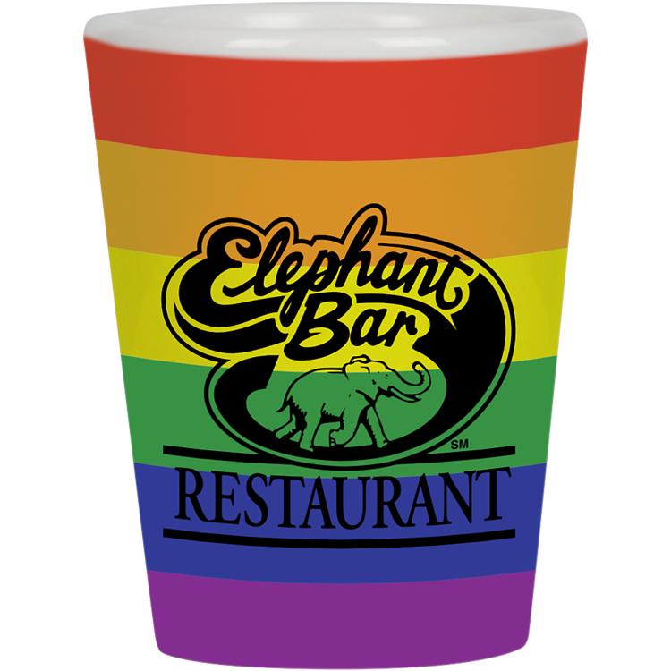 1.5 oz Full Color Collector Cup/Ceramic Shot