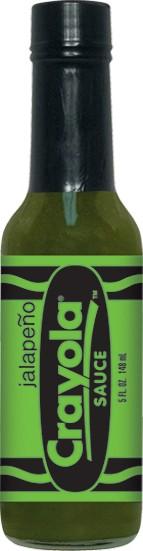 Jalapeno Pepper Hot Sauce (5oz)