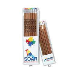 Create-A-Pack Pencil Set of 6 - ZEN Pencil