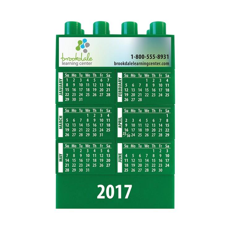 Promo Blocks© - Full color Calendar