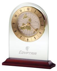 Howard Miller World Time Arch clock
