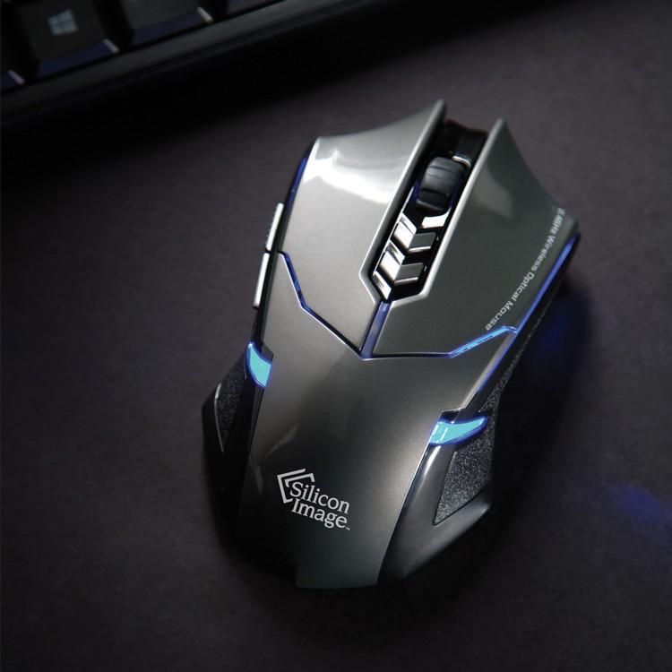 custom logo gaming mice