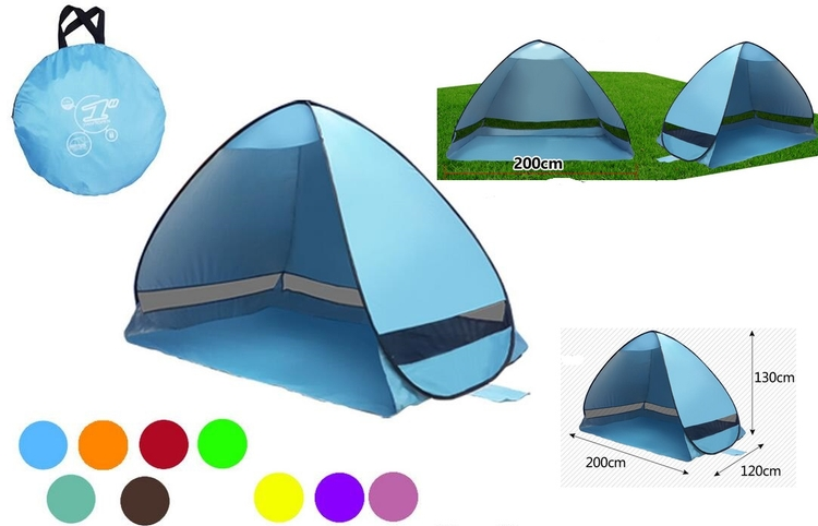 Auto Camping Tent