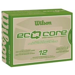 Wilson&#174 Eco Core Golf Ball Std Serv