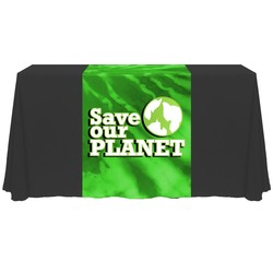 Digital 30 x 60 Recycled Table Runner