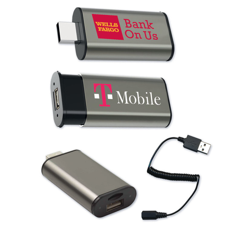 Rechargeable Power Bank 800 mAh