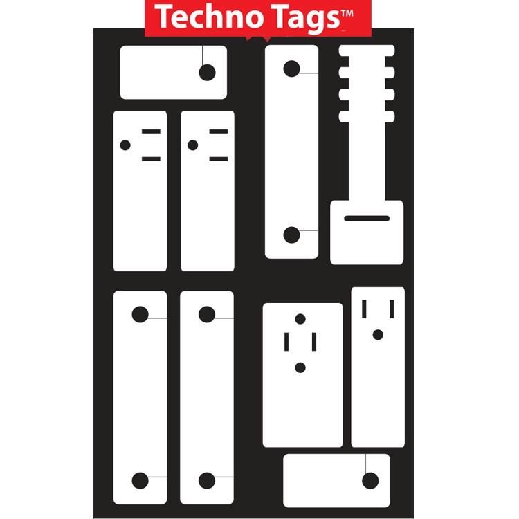 Techno Tags (TM) Kit