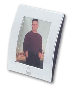 *CLOSEOUT* Millennium Series Silver 3 x 5 Picture Frame