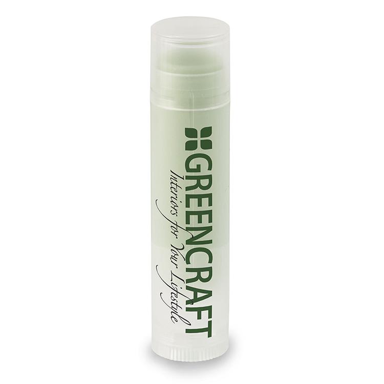 Beeswax Petroleum-free Lip Balm, SPF 15, Clear Stick