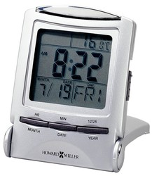Howard Miller Distant Time Traveler alarm clock
