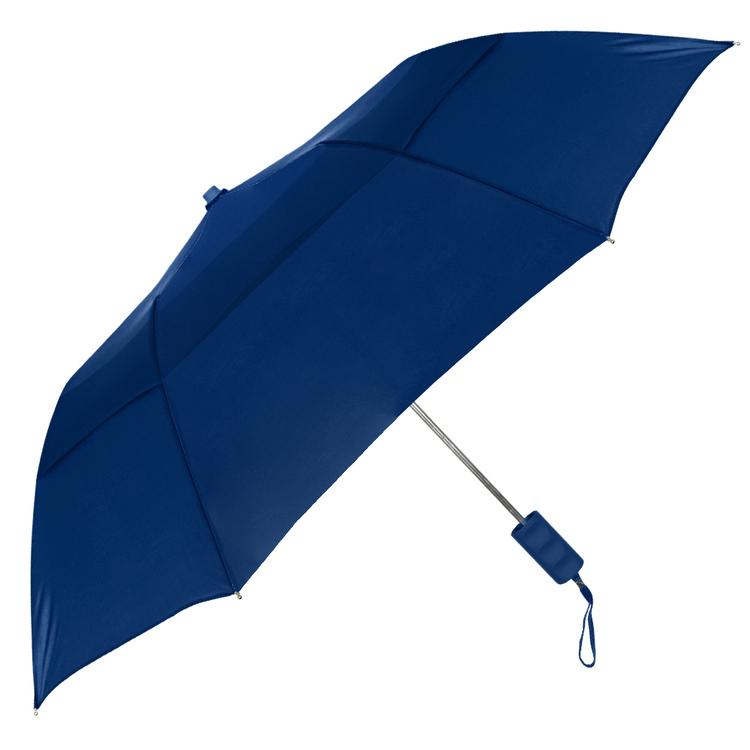 42 Inch Folding Auto Open Windproof Vented Umbrella SALE