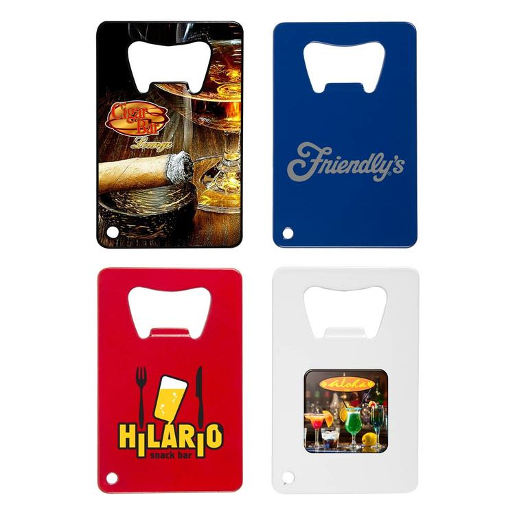 Credit Card Bottle Opener - credit card bottle opener