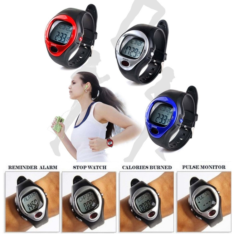 iBank® Heart Rate / Pulse Rate Monitor Watch