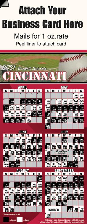 Professional Baseball-Cincinnati