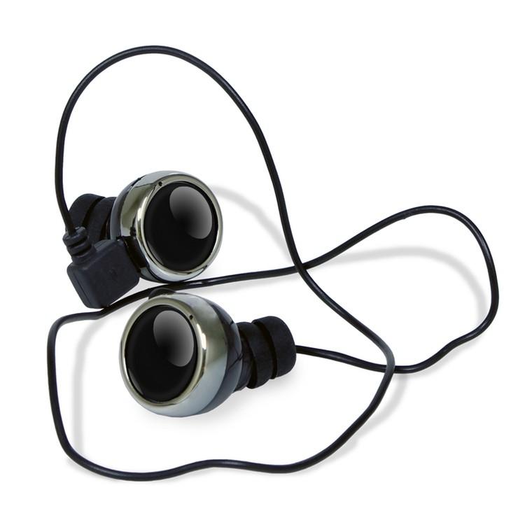 ATOM (TM) Fusion Wireless Earbud Headset