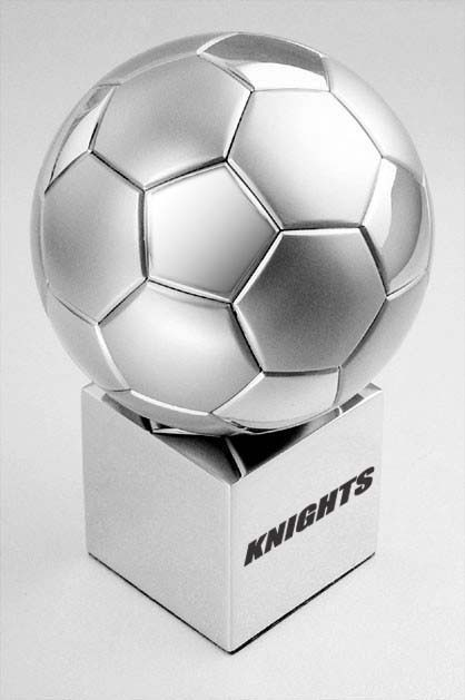 Soccer Ball Magnetic Puzzle and Stand - Soccer Ball Puzzle