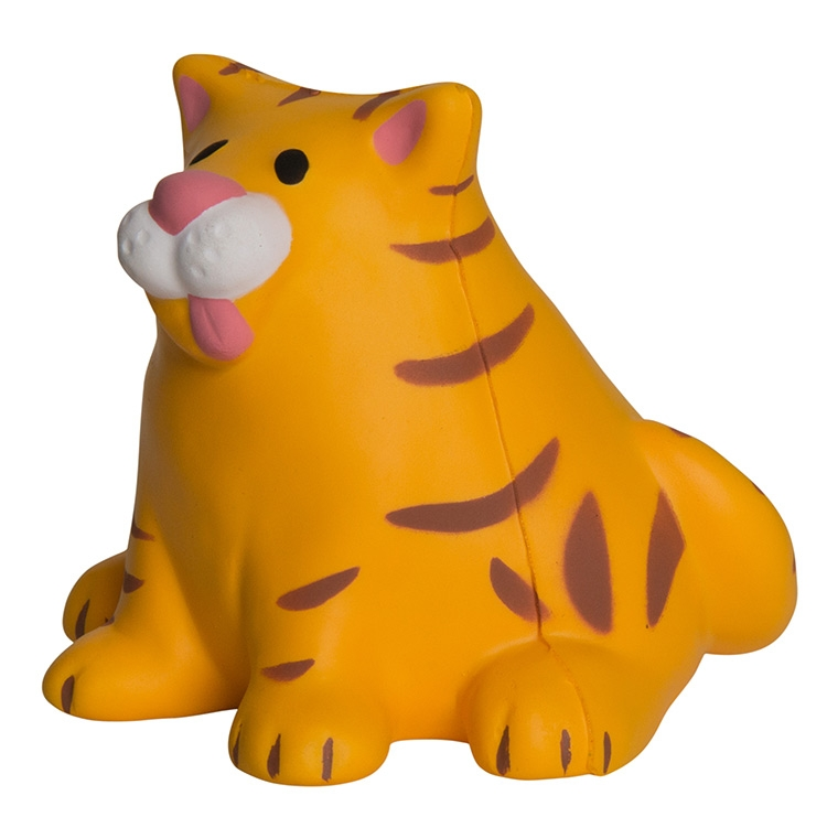 Fat Cat Squeezies Stress Reliever