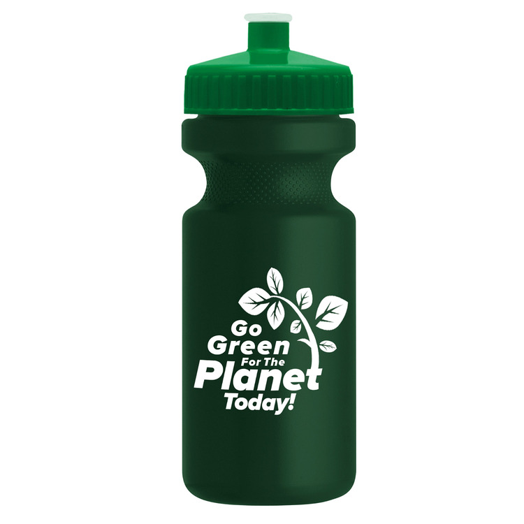 21 Oz Recycled Sports Bottle