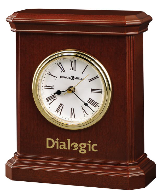 Howard Miller Windsor Carriage tabletop clock