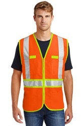 CornerStone - ANSI Class 2 Dual-Color Safety Vest.