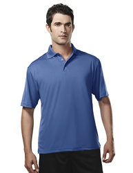 Men's 100% Poly UltraCool™ golf shirt with Anti-Microbial treatment. - CAMPUS